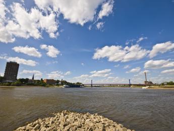 Friedrich-Ebert-Brücke - Duisburg