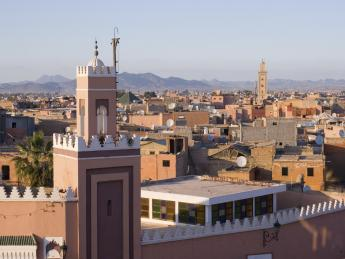 Medina - Marrakesch