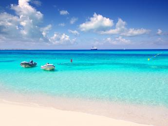Platja de Ses Illetes - Formentera