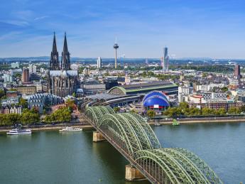 Panorama Köln - Köln