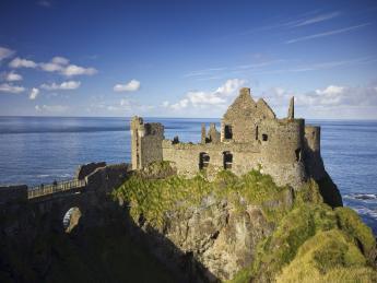 Dunluce Castle - Nordirland