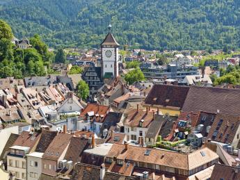Schwabentor - Freiburg