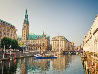 Alsterfleet - Hamburg