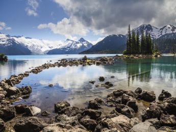 Maligne Lake - Alberta