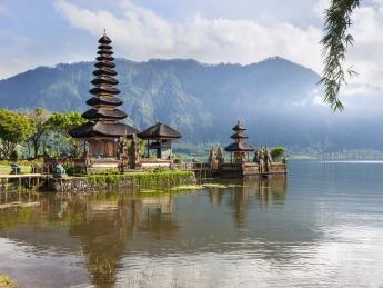 Pura Ulun Danu Tempel - Bali