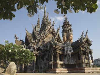 Prasat Satchatham - Pattaya