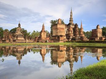 Geschichtspark Sukhothai - Sukhothai