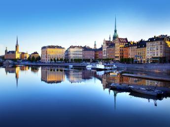 Uferpromenade Stockholm - Stockholm
