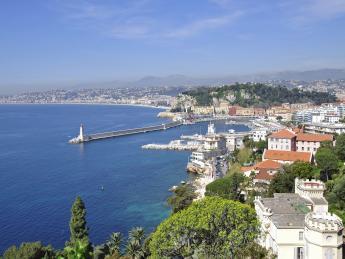 Hafen von Nizza - Nizza