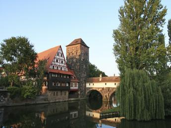 8480+Deutschland+Nürnberg+Weinstadel_+TS_118346791