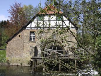 Mühle - Lemgo