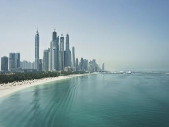 Skyline von Dubai - Dubai