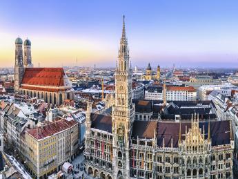 Neues Rathaus - München