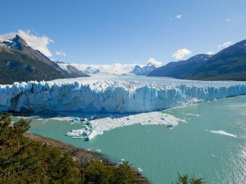 Perito-Moreno-Gletscher - Patagonien