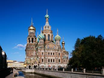 Blutskirche - Sankt Petersburg