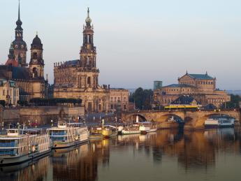 Elbufer Dresden - Dresden