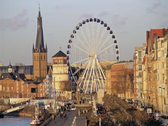 Wheel of Vision - Düsseldorf