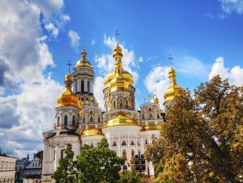 Mariä-Entschlafens-Kathedrale - Kiew