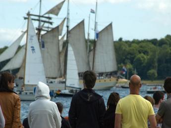 Kieler Hafen - Kiel