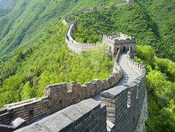 Chinesische Mauer - Rundreise China