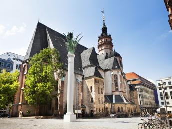 8136+Deutschland+Leipzig+Nikolaikirche+TS_158546188