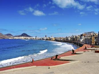 Playa de las Canteras - Las Palmas