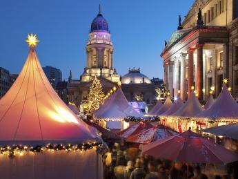 Weihnachtsmarkt - Berlin
