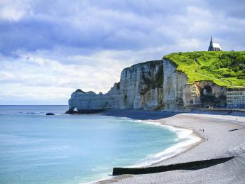 Etretat cliff - Normandie & Hauts-de-France