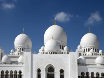 Scheich-Zayid-Moschee - Abu Dhabi