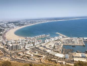 Hafen Agadir - Agadir