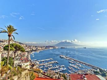 Hafen Neapel - Neapel