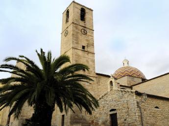 3162+Italien+Sardinien+Olbia+Kirche_St._Pau+TS_154288860