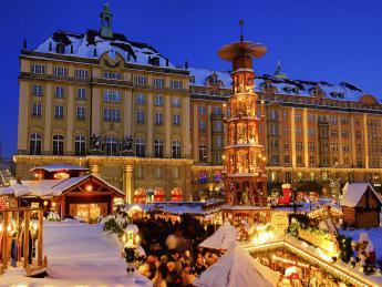 Striezelmarkt - Dresden