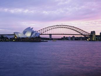 188182+Australien+Sydney+Sydney_Opera_House,_Sydney_Harbour_Bridge+TS_72969807