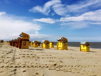 Strand Cuxhaven - Cuxhaven