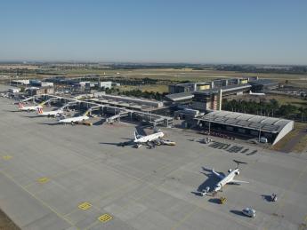Terminal - Flughafen Leipzig