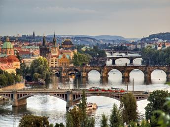 Charles Bridge - Prag