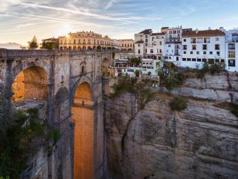 1013+Spanien+Ronda+Puente_Nuevo,_Brücke+GI-687535778