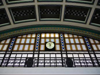 Cais Sodré Bahnhof - Lissabon