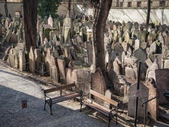 Alter Jüdischer Friedhof - Prag
