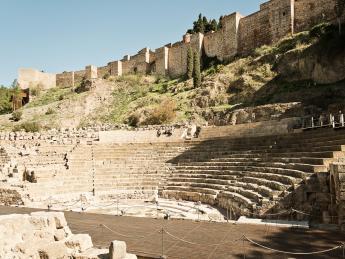 9750+Spanien+Andalusien+Málaga+Römisches_Amphitheater+GI-513262861