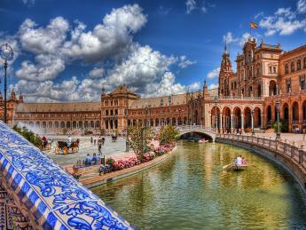 Plaza de España - Sevilla