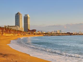 1174+Spanien+Barcelona+Olympisches_Dorf+GI-614856874