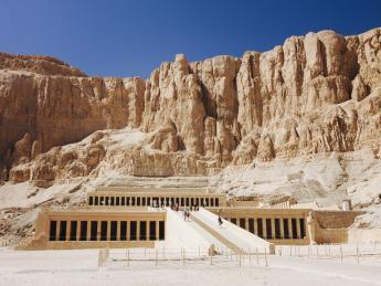 Deir el-Bahari - Luxor