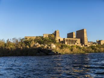 Tempel von Philae - Assuan