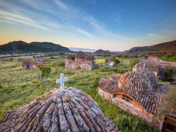 Limonos Kloster - Lesbos