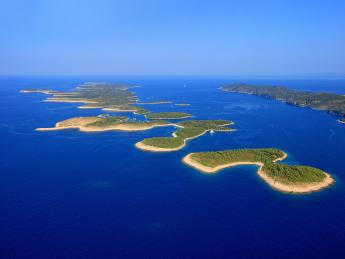 Pakleni Inseln - Dalmatien