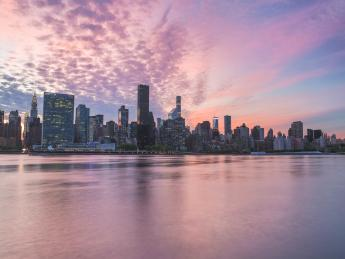 Downtown Manhattan - New York City