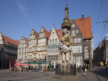 Bremer Roland - Bremen