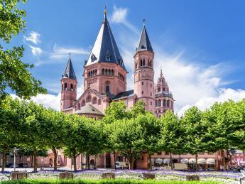 Hoher Dom St. Martin zu Mainz - Mainz